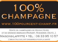 100% Champagne