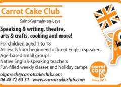Carrot Cake Club