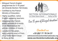 Section Internationale