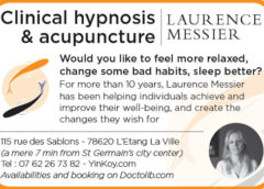 Clinical hypnosis & acupuncture