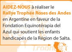 Rallye Rose des Andes