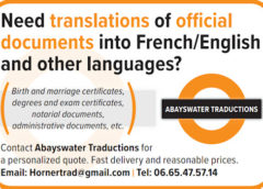 Abayswater traductions